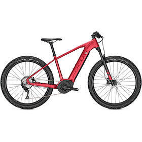 FOCUS Jarifa² 6.7 Plus E-MTB Hardtail red